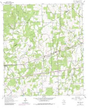 Sandy Fork USGS topographic map 29097f4