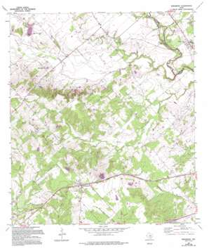 Kingsbury USGS topographic map 29097f7