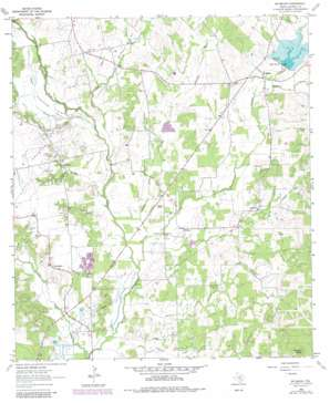 Mcmahan USGS topographic map 29097g5