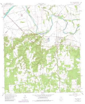 West Point USGS topographic map 29097h1