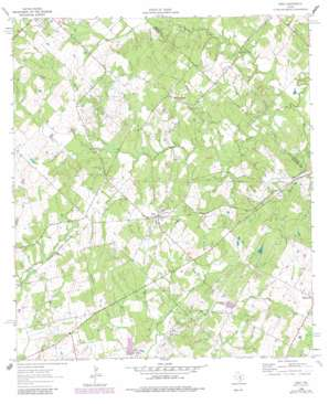 Dale USGS topographic map 29097h5