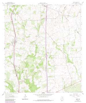 Leming USGS topographic map 29098a4