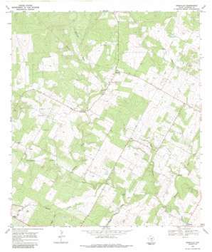 Rossville USGS topographic map 29098a6