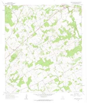 Marcelinas Hills USGS topographic map 29098b1