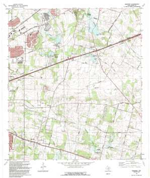 Martinez USGS topographic map 29098d3