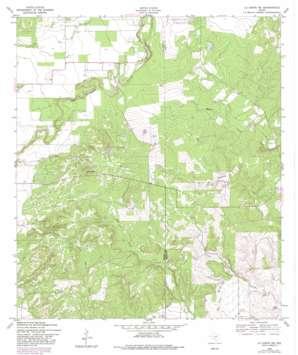 Lacoste Ne USGS topographic map 29098d7