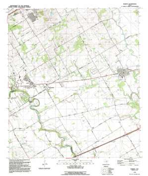 Marion USGS topographic map 29098e2