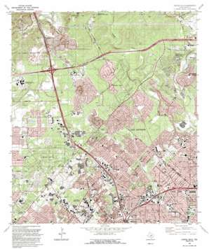 Castle Hills USGS topographic map 29098e5