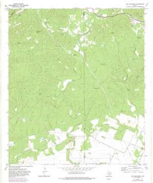 San Geronimo USGS topographic map 29098e7