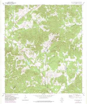 Jack Mountain USGS topographic map 29098f7
