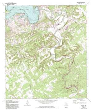 Sattler topo map