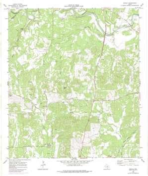 Anhalt USGS topographic map 29098g4