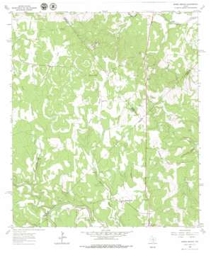 Spring Branch USGS topographic map 29098h4