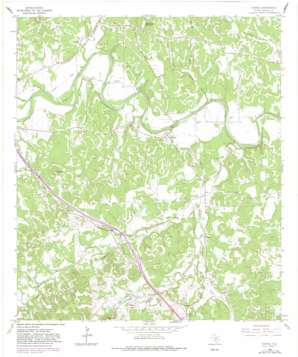 Waring USGS topographic map 29098h7