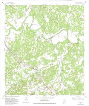 Waring topo map