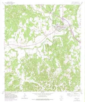 Comfort USGS topographic map 29098h8
