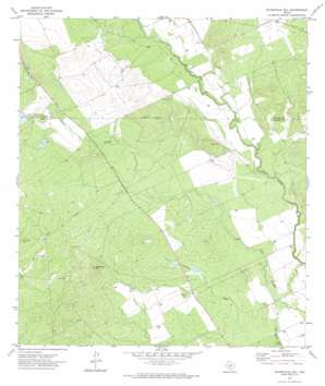 Batesville Hill USGS topographic map 29099a6