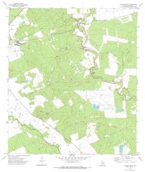 Garner Field USGS topographic map 29099b6