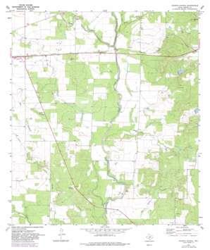 Murphy School topo map