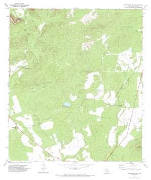 Sevenmile Hill USGS topographic map 29099c7