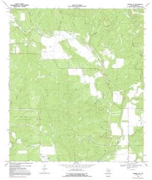 Sabinal Ne USGS topographic map 29099d3