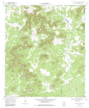 Flatrock Crossing USGS topographic map 29099e4