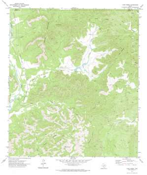 Lake Creek USGS topographic map 29099e8