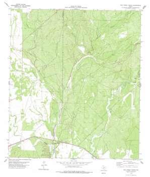 Mud Creek North USGS topographic map 29100d6