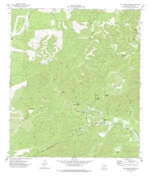 Half Moon Prairie topo map
