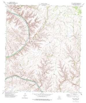 Still Canyon topo map