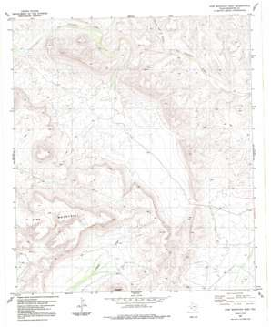 Pine Mountain East USGS topographic map 29102h7