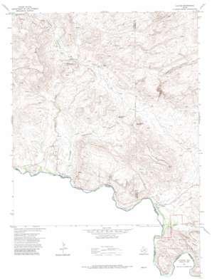 Lajitas topo map