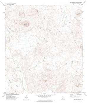 Hen Egg Mountain topo map