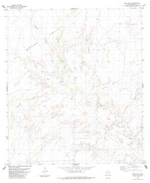 Long Hills topo map