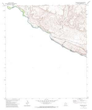 Redford Se topo map
