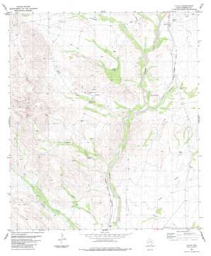 Plata USGS topographic map 29104g1