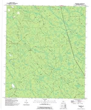 Headlight topo map