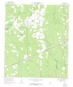 Naylor topo map