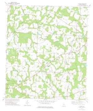 Patten topo map