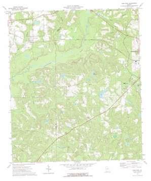 Pine Park topo map