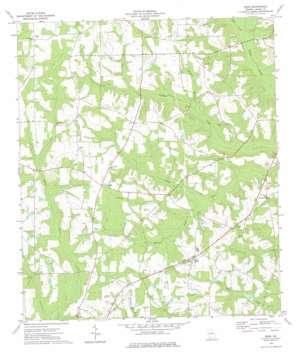Reno topo map