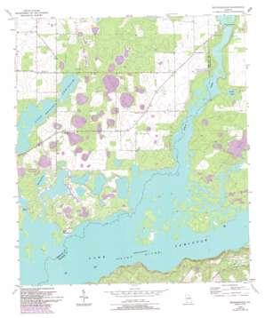 Reynoldsville topo map