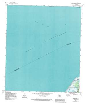 South Point USGS topographic map 30089b8