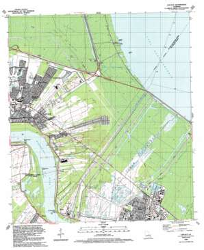 Laplace topo map