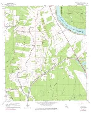 Batchelor topo map