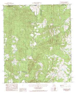 Rogillioville topo map