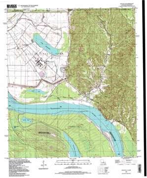 Tunica topo map