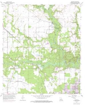 Buhler topo map