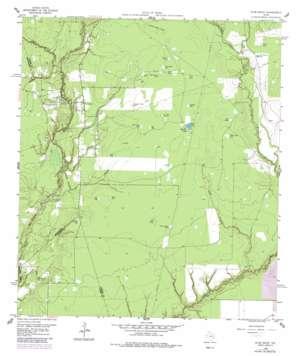 Plum Grove topo map