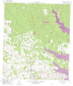 Montgomery topo map